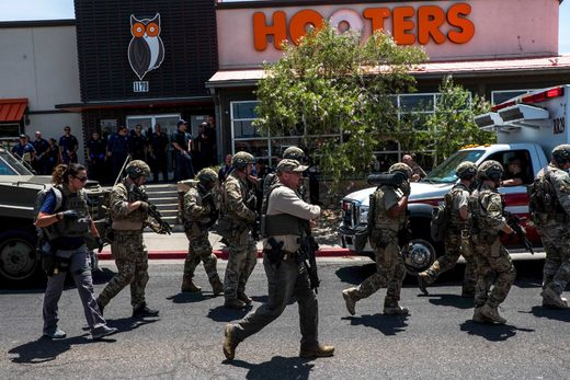 Massacre at Walmart in El Paso, Texas: Eyewitnesses Report Multiple Shooters - 'Lone Gunman' Narrative Inconsistencies