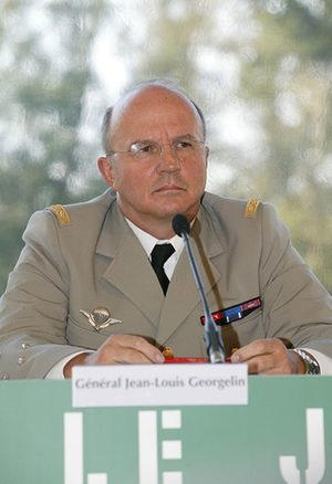 General Jean-Louis Georgelin