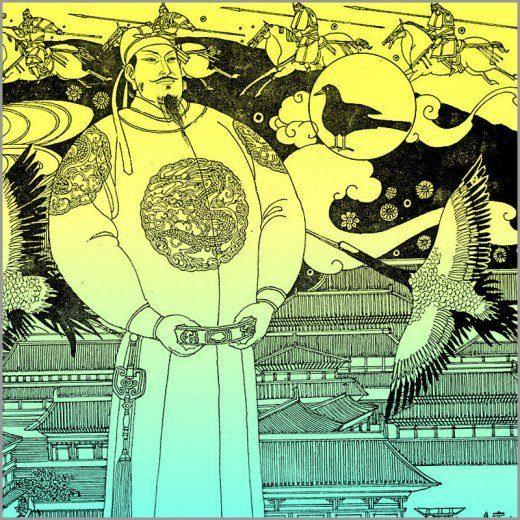 Tang Emperor Taizong