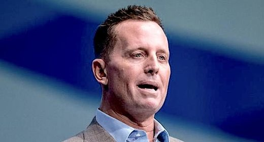 US Envoy Richard Grenell