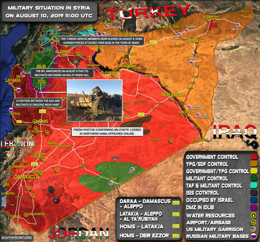 Syrian army inflicts massive terrorist losses, makes serious gains