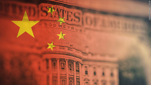 china dollar debt