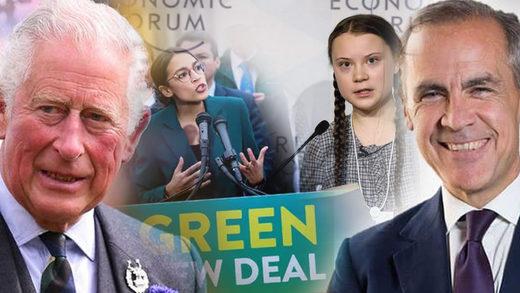 Charles Greta AOC green new deal