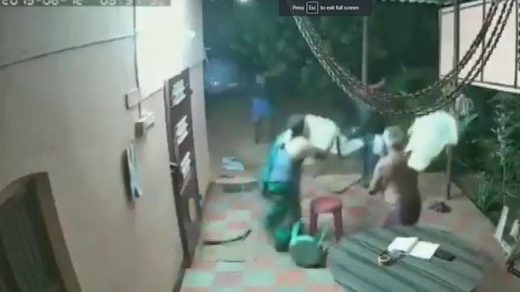 robbery in India