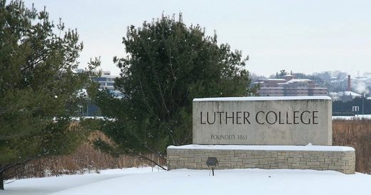 Campus of Luther College