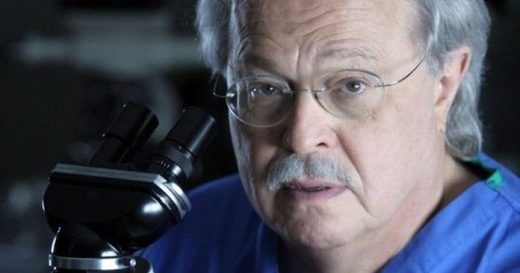 Pathologist Michael Baden