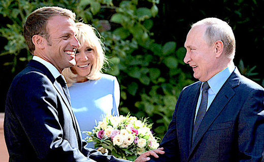 Putin-Macron Meeting: Glorious Summer After a Long Winter of Discontent?