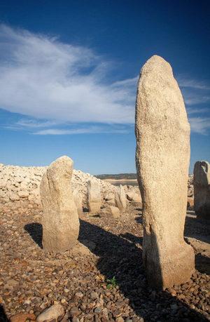 Spain stonehenge