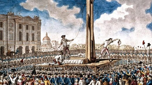 The Jacobin Terror 1789-1794: Just Another Color Revolution?