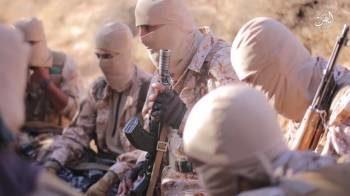 Islamic State terrorist in Yemen