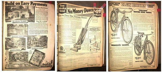 old sears catalog