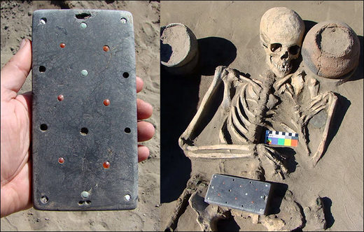 iphone burial site russia