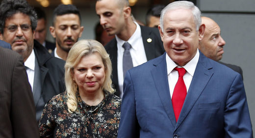Netanyahu's wife reportedly asked government to slow assistance to media mogul who published unflattering material about her