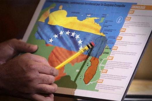 Essequibo venezuela guaido treason