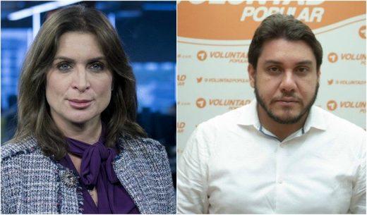 Vanessa Neumann Manuel Avendaño venezuela guyana Guaido