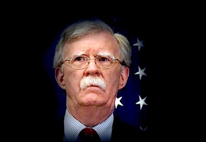 The firing of John Bolton lets in a ray of hope