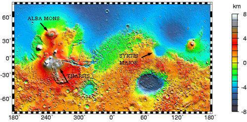 Mars nakhlite