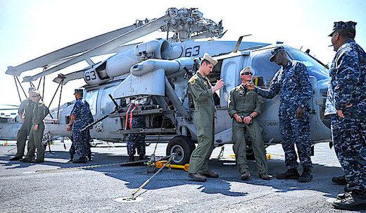Chopper/personnel