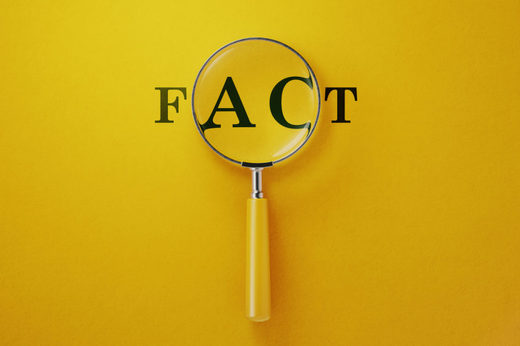 When false claims are repeated, we start to believe they are true  -  but behaving like a fact-checker can help