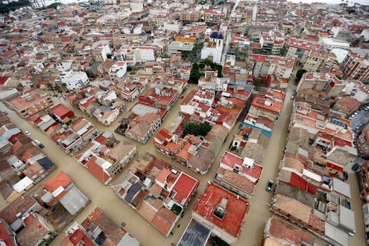 Alicante floods