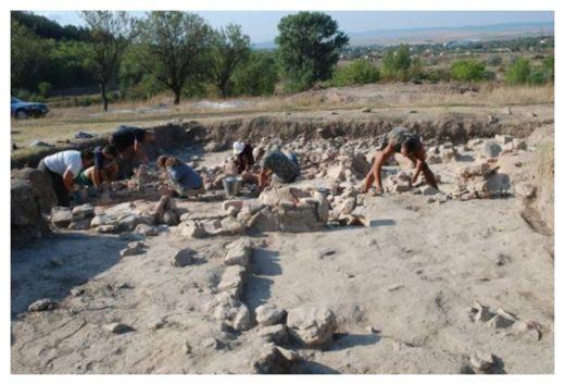 Surovoro Chalcolithic Settlement