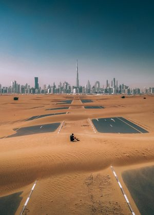 Surreal Dubai