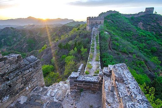 Chinese ancient ruins