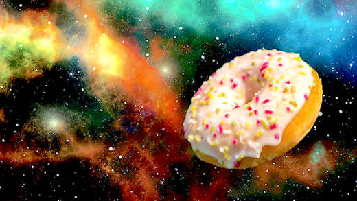 Space doughnut