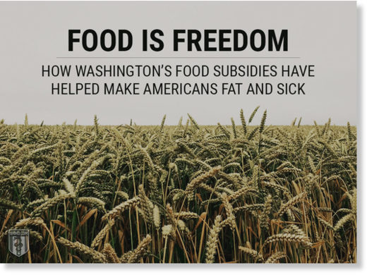 food is freedom