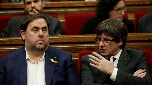 catalonia independence leaders