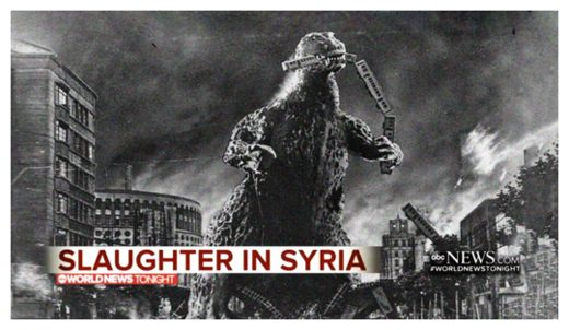 Slaughter in Syria