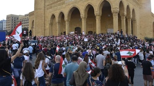 People power! Lebanese continue protests, demand government fix economy