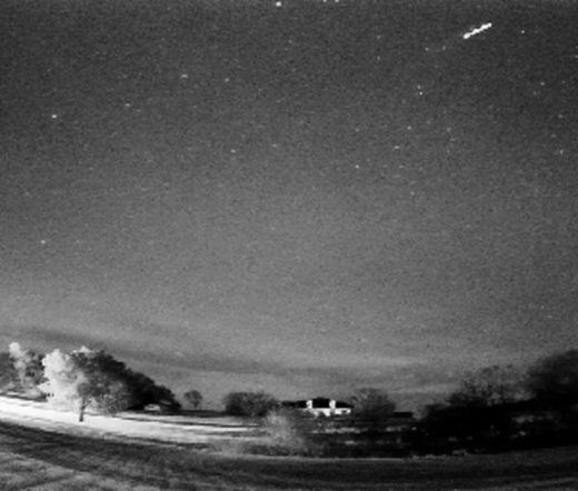 Fireball over MO