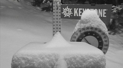 Summit County ski areas in Colorado have already received up to 42 inches of October snowfall