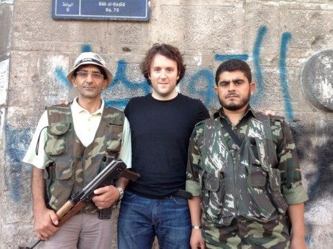 michael weiss atlantic council syria terrorists