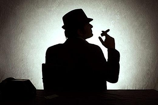 Guy w cigar