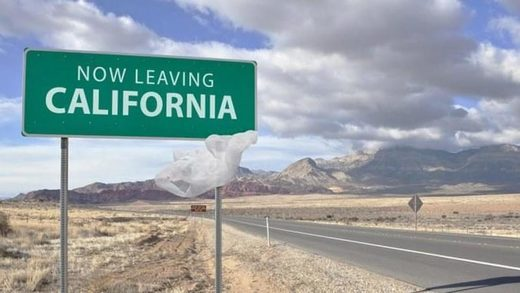 Moving to redder pastures: Conservative Californians leaving in droves for 'America first, law and order' states