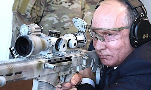 Putin claims Russia to continue increasing its defense potential, but remains ready for disarmament
