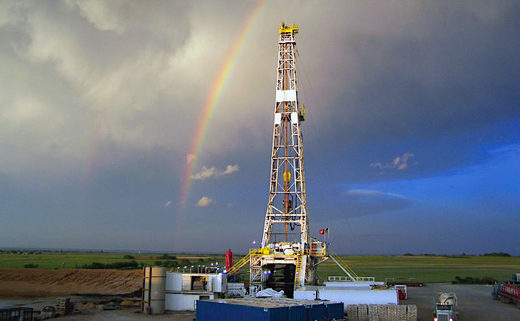 Drilling frenzy ends for US shale