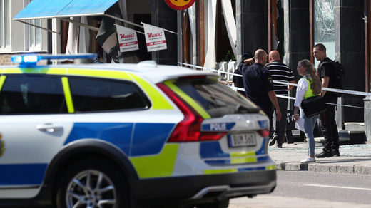 'No equivalent internationally': Swedish police chief at wit's end over wave of bombings in the country