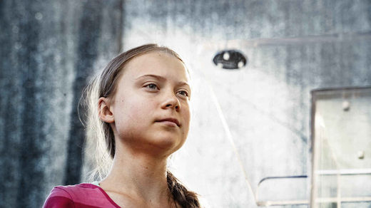 Not creepy at all: Giant Greta Thunberg mural to grace downtown San Francisco