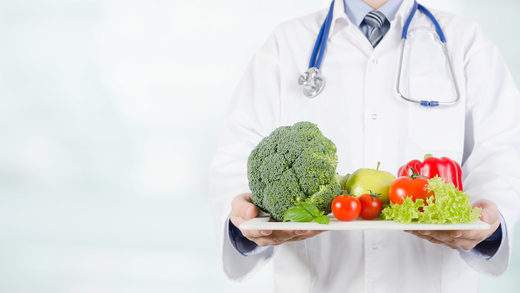 doctor vegetables