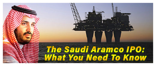 What you need to know about the Saudi Aramco IPO