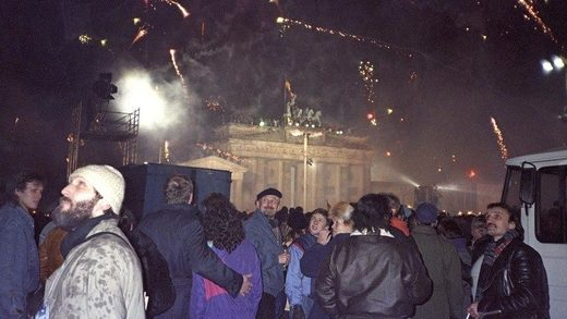Germany marks fall of Berlin Wall but forgets lessons if DDR says US 'socialist defector'
