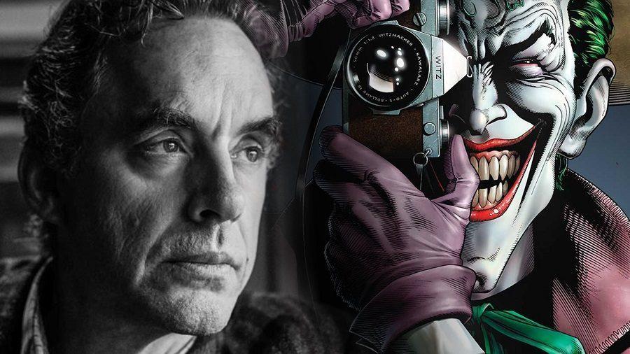 wielka wyprzedaż autoryzowana strona Data wydania If Joker met Jordan Peterson -- Society's Child -- Sott.net