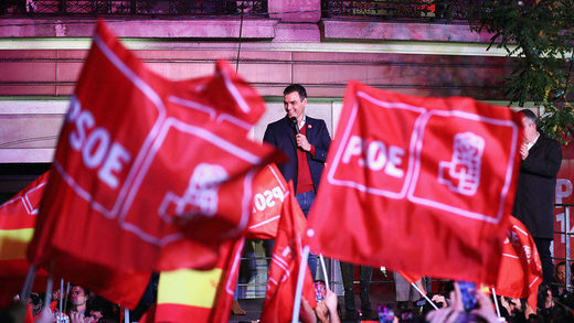 Political deadlock again: Neither party gains majority in Spain's election