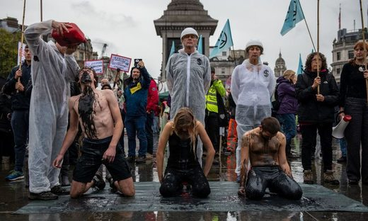 BEST OF THE WEB: Why Extinction Rebellion seems so nuts