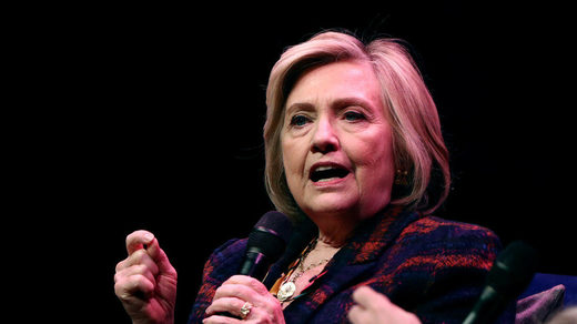 Clingon Clinton interferes in UK election, demands Downing Street release fake intel report about 'Russian meddling'