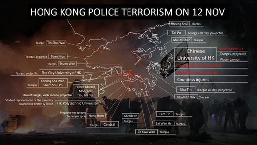 BEST OF THE WEB: Democrazis run rampage in Hong Kong – Police chief warns 'society on brink of total breakdown'