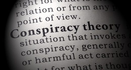 None dare call it conspiracy: Pathologizing conspiracy theories is the psychopathic government's way of suppressing dissent